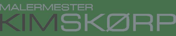 Malermester Kim Skørp logo